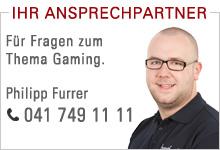 Gamer_PC Ansprechpartner